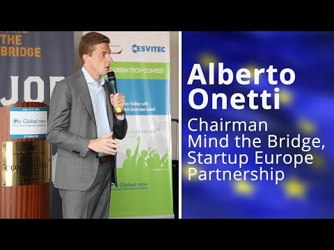 SEP Matching Event, Naples - Introduction to Startup Europe Partnership