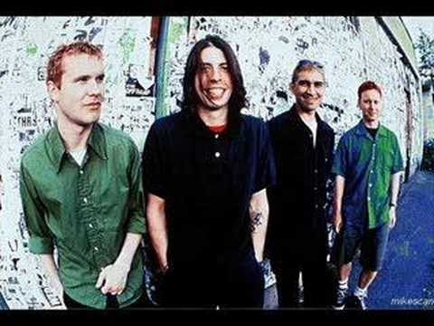 Foo Fighters - Winnebago