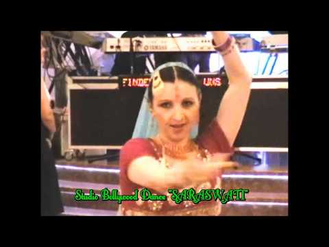 Salaam E Ishq- Duo Lakshmi- Studio Bollywood India Dance Saraswati  Rekha &shanti Dell video