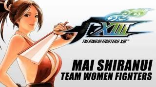 The King of Fighters XIII: Mai Shiranui