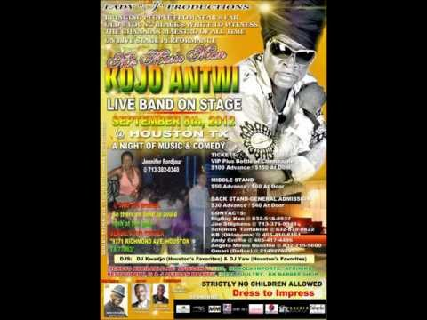 BEST OF KOJO ANTWI ( ghana highlife, old skool mix ) by Dj John