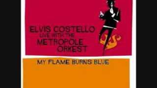 Watch Elvis Costello My Flame Burns Blue (blood Count) video