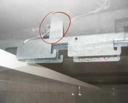 Techos de aluminio instalaci n for Modelos de yeso para techos