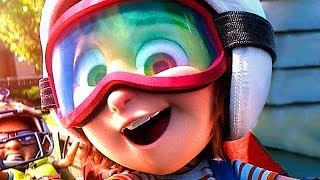 WONDER PARK Trailer # 2 (Animation, 2019) NEW