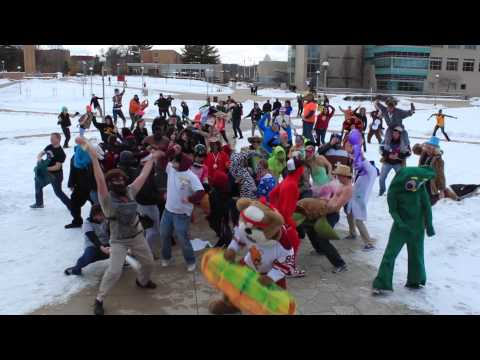 Harlem Shake The Funniest Ones - Ferris State University