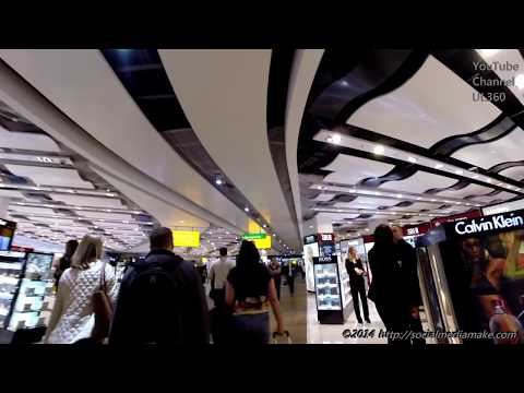 GoPro | London Heathrow Terminal 3 | The Emirates Lounge | Flight EK30