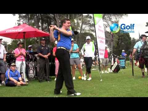 ISPS Special Needs Golfing Clinic - 2013 ISPS Handa Women's Australian Open