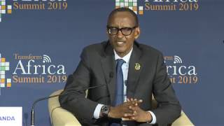 Transform Africa Summit Leaders Conversation | Kigali, 15 May 2019