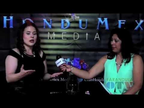Giselle Gastell   Premios Club Hondumex 2014 Promo   Farandula OTV