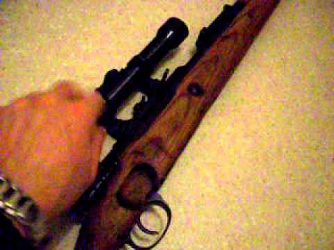 Mauser 98k zf39 sniper spcial tar how to save money for Combien coute un drain francais