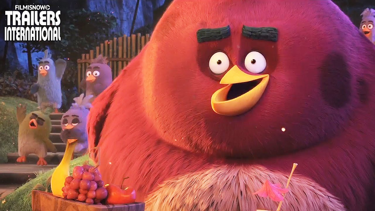 Angry Birds - O Filme | Mensagem do Secretário Geral da ONU [Animação] HD