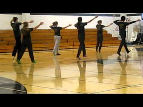 Evolution of Dance, Rogue River High School's Leadership class