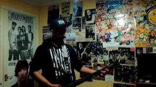 The Amity Affliction-This Could Be Heartbreak Guitar Cover