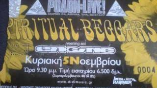 Watch Spiritual Beggars Euphoria video