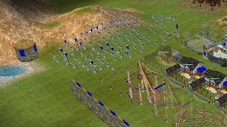 Empire Earth - 1v1 GAMEPLAY