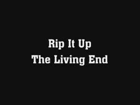 The Living End - Rip It Up