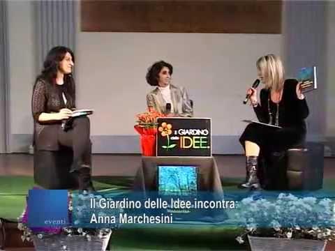 Anna Marchesini al Giardino delle IDEE