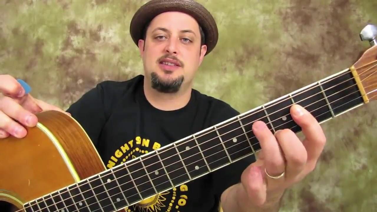 Easy Guitar Tabs for Popular Rock Songs