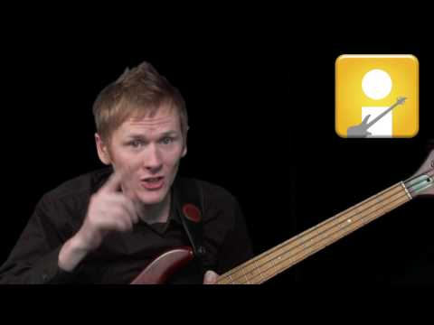 Lesson Bass - Bass Scales Closed