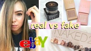 Testing $5 Fake Makeup From Ebay! (it