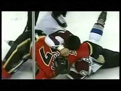 Brutal hockey fight hockey NHL 2010 HD Brutal hockey fight HNL Boston Bruins Buffalo Sabres Montreal Canadiens Ottawa Senators toronto Maple Leafs New Jersey...