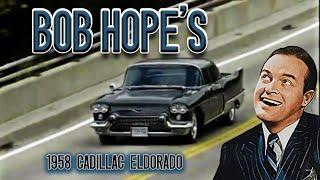 Bob Hope's 1958 Cadillac Eldorado Dream Car Garage 2006 TV series