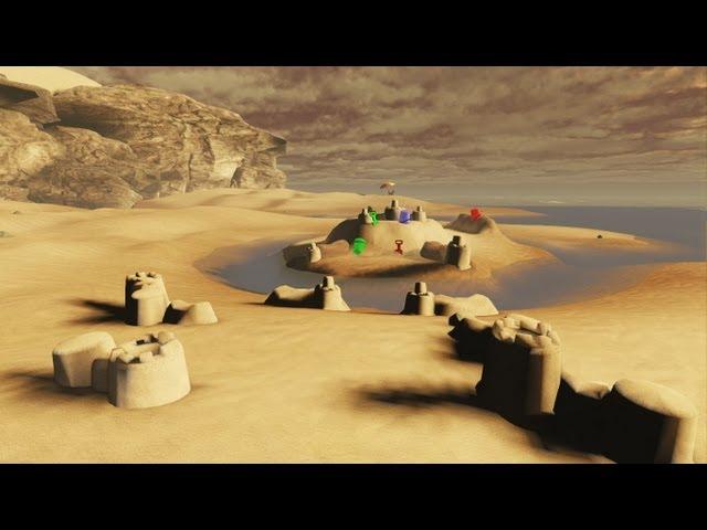 Руководство запуска: Toy Wars Invasion (2.10 Beta) по сети