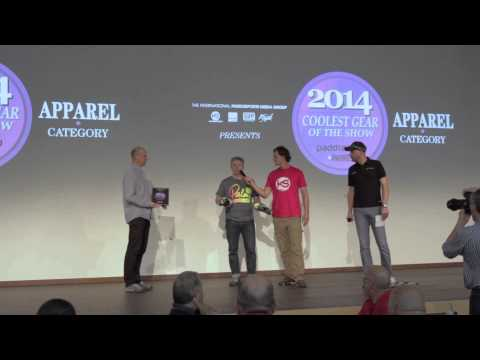 Palm Gradient water shoes – Coolest Gear of the Show award winner Paddle Expo 2014