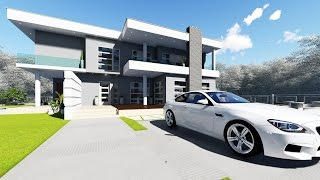 "Luxury Villa - ""RF Architecture"""