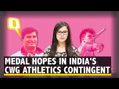 Top Athletes Missing, India's 31-Member Contingent At 2018 CWG | The Quint