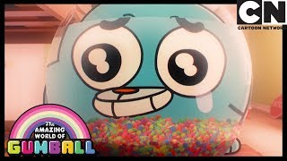 Gumball | Gumball Is Unslappable | The Slap | Cartoon Network