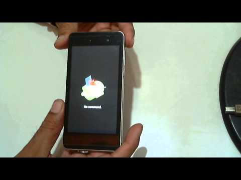 How To Unlock Google Pattern Lock Micromax Canvas Fire A104   Hard Reset
