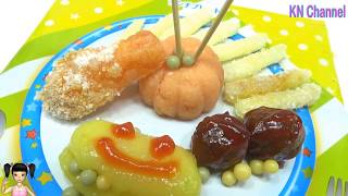 ChiChi ToysReview TV - Trò Chơi làm cơm hộp bento hấp dẫn và ngon tuyệt vời