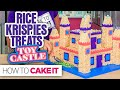 Rice Krispies® TOY CASTLE! | How To Cake It thumbnail