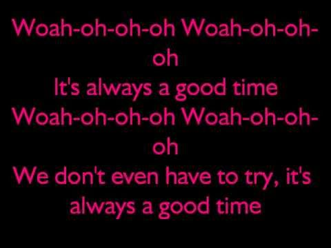 Good Time  -owl City Ft. Carly Rae Jepsen Cover By Alex Goot!!!!♥ Lyrics video