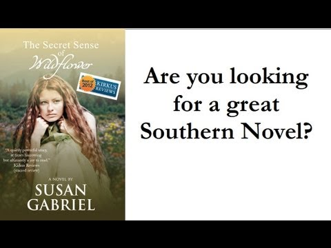 Southern Novels: The Secret Sense of Wildflower