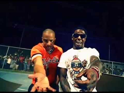 T I    Ball Ft  Lil Wayne video