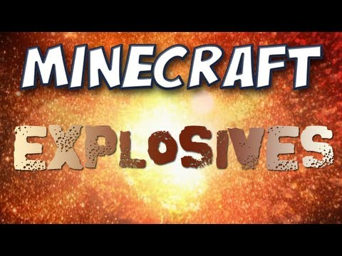 Minecraft - Mo' Explosives Mod Spotlight Music Videos