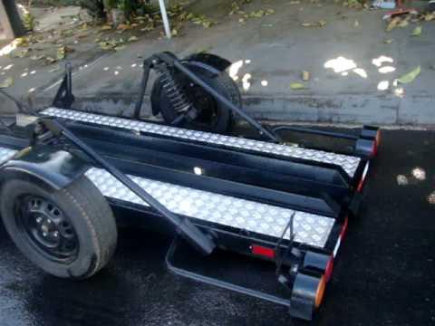 Motos: carreta automatica para motos, sobe e desçe  . Fone:(62) 9612-4491 / 62 9103-2585