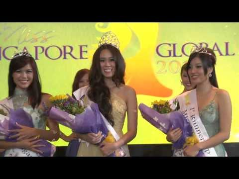 Highlights - Miss Singapore Global 2013 Charity Gala