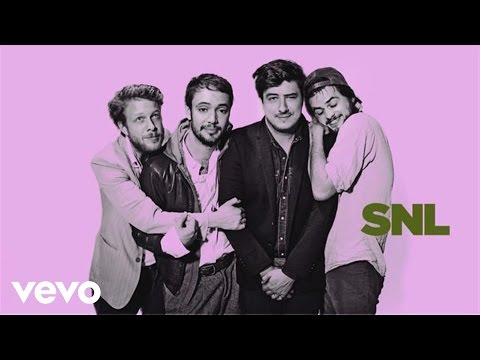 Mumford & Sons - I Will Wait (Live on SNL)