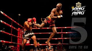 King in the Ring 86II Semi Final 1 : Israel Adesanya vs Pati Afoa