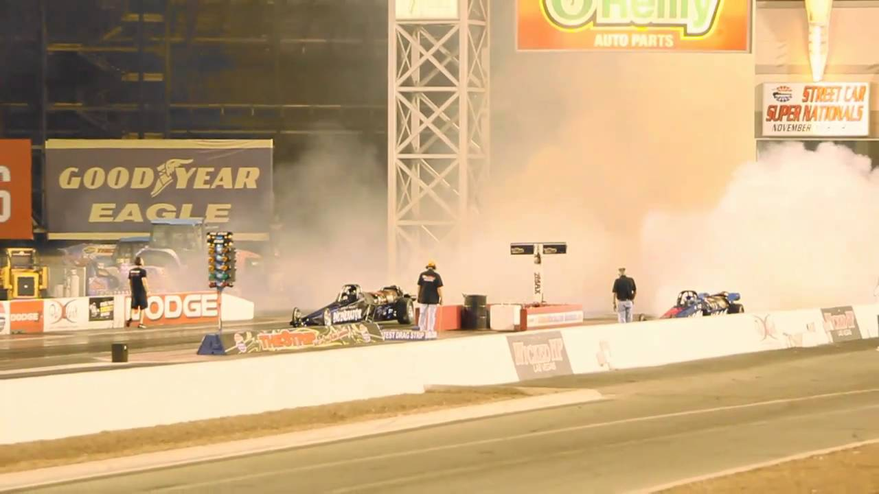 Jet powered drag racing at las vegas motor speedway youtube for Las vegas motor speedway drag strip