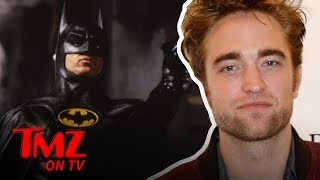 Robert Pattinson Is The Next Batman! | TMZ TV