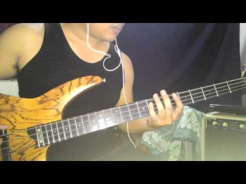 VIRUS by SLANK.( COVER BASS  by : PUTRA.)