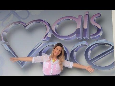 Bianca Andrade no Mais Você!!