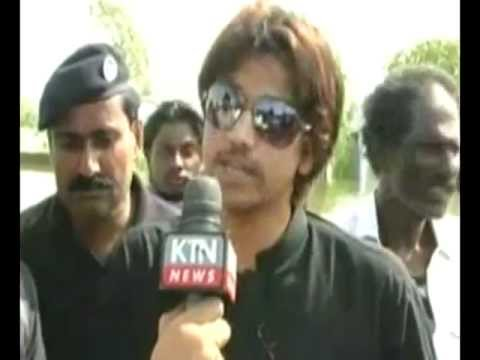 Zamin Ali A Day With Flood Effected Children video