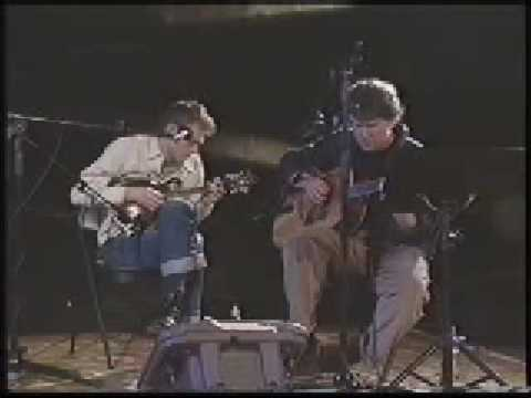 Sinai To Canaan Part I - Chris Thile with Bryan Sutton