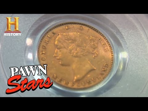 Pawn Stars - Gold Pieces