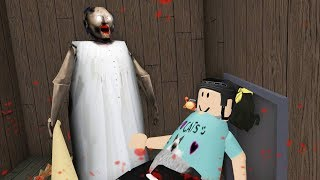 OFFICIAL GRANNY REMAKE IN ROBLOX